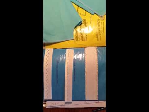Потайной шов вручную пошаговая инструкция с фото и видео