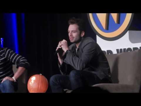 Sebastian Stan panel FULL (Winter Soldier @ Tulsa Comic Con 2016)