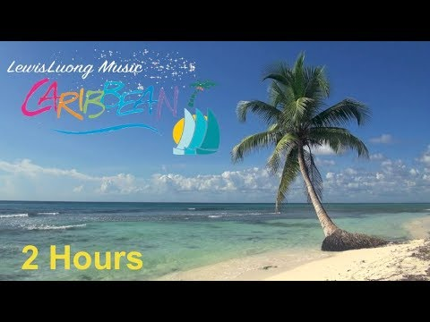 Caribbean Music Happy Song: Caribbean Music 2018 -  Relaxing Summer Music Instrumental (Beach Video)
