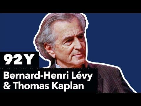 A CONVERSATION WITH BERNARD-HENRI LÉVY AND THOMAS KAPLAN AT 92Y