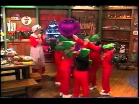 Barney & The Backyard Gang: Hall of imagination - YouTube