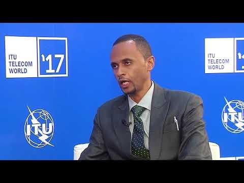 ITU TELECOM WORLD 2017   Bazara Imam Ali Barry, Business Development DPT  Director, NCTR