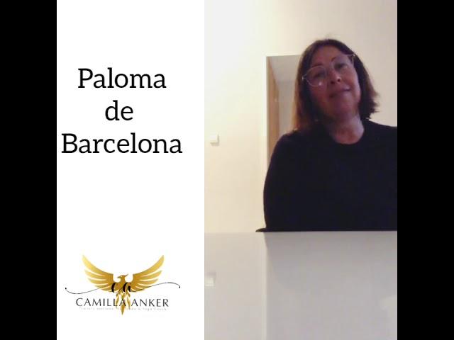 Testimonio Paloma sobre CURSO AYURVEDA con Camila Anker