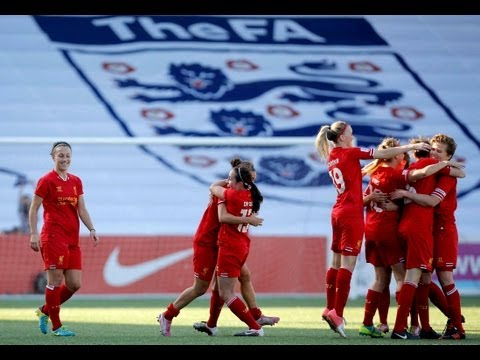 Liverpool vs Bristol 2-0, FAWSL Goals & Highlights