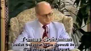 tomas schuman yuri bezmenov soviet subversion of america full l a lecture 1983