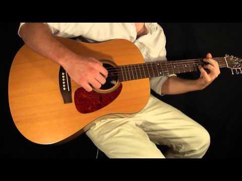 The Beatles - Blackbird (Guitar Cover) HD
