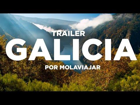 Trailer: GALICIA en coche con MolaViajar