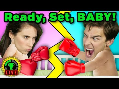 GTLive: HOW TO BABY!   Ultimate Baby Shower Challenge - GTLive: HOW TO BABY!   Ultimate Baby Shower Challenge