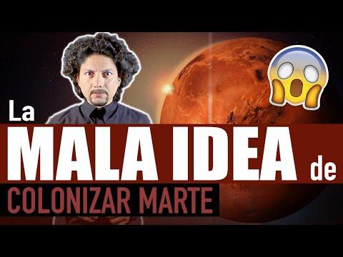 ¿Vale la pena COLONIZAR Marte?: Impactante video que te dejará pensando