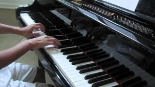 [Piano Solo] Koi Da Ne - Howl