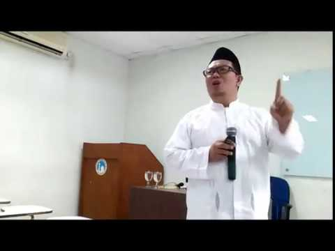 Orang Islam Seperti Satu Tubuh-Ust Dr H Zahrudin Sultoni MA