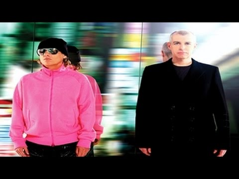 Pet Shop Boys - KINGS CROSS - Railway Station London