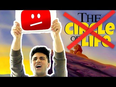 Circle of Life Parody- Disney's The Lion King   YouTube Algorithm Edition   Daniel Coz