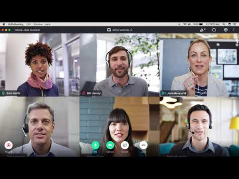 Start Video Conferencing with the New GoToMeeting