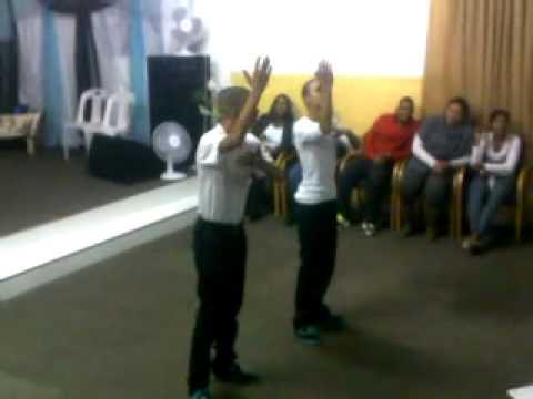 Prayer Ministries-Dance( vrou van Samaria)