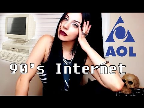 Gothic Chatrooms | The Internet in the 90's