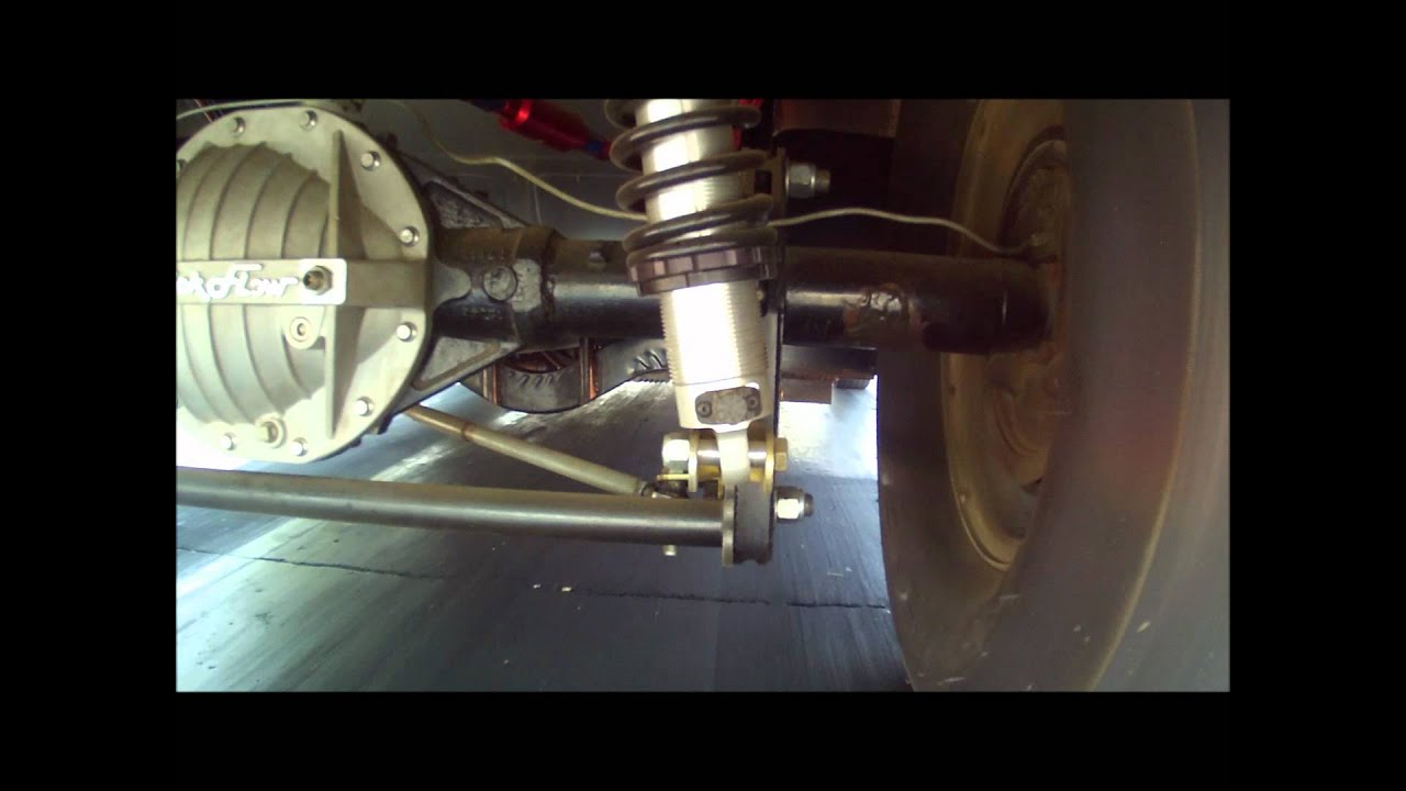 Nova rear suspension movie