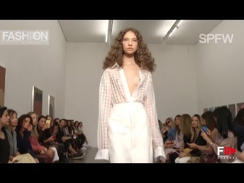 GIULIANA ROMANNO Sao Paulo Fashion Week N°44 - Fashion Channel