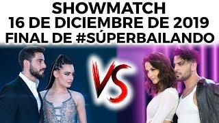 showmatch-programa-16-12-19-nico-occhiato-y-flor-jazmn-pea-campeones