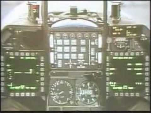 F16 Cockpit Functionality Video