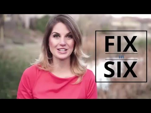 6 Weeks Weight Loss Diet - FIX IN SIX (by Happy & Healthy Co.)