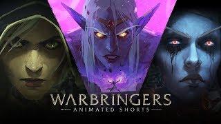 Novo Trailer: Curtas animados
