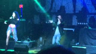 Jasmine Villegas & Jream Andrew See You Again (Cover) 7/25/15 Dazed And Confused Tour
