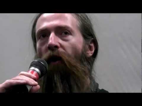 Panel - Ben Goertzel, Aubrey de Grey, Didier Coeurnelle, Kent Kemmish - H+ @Hong Kong