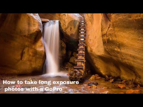 GoPro Tutorial: Long Exposure Photography