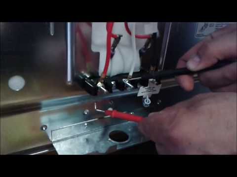 How to Install and wire a New 4 Prong Range Cord to an Electric Oven  YouTube