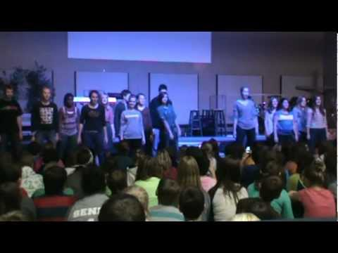 SRC Gangnam Style dance