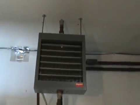 My Garage Heater Youtube