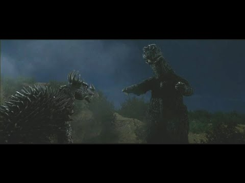 All Godzilla Talking Scenes (English Dub) - Godzilla vs Gigan (1972)