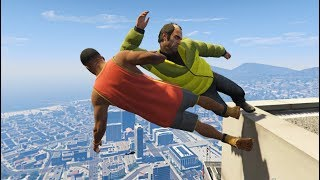 GTA 5 CRAZY Life Compilation 67 Grand Theft Auto V Gameplay Funny Moments