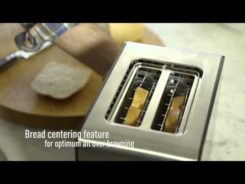 The Panasonic Toaster DP1-BXC - The new design icon for your kitchen