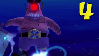 SpongeBob: Truth or Square Playthrough Part 4 - Boss One (Giant Patrick)