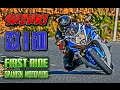 SUZUKI GSX-R 600 + YOSHIMURA !!! AWESOME SOUND BIKE !!! Spanish MotoVlog + First Ride / Test