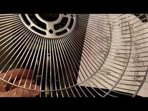 Rowenta Turbo Silence Extreme Fan Assembly