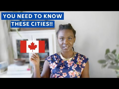 Is This The BEST City To Live In Canada?? 7 CHEAP CITIES YOU SHOULD KNOW ABOUT!