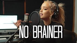 No Brainer  DJ Khalid feat Justin Bieber Quavo and Chance The Rapper  Cover by Macy Kate