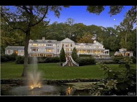 Breathtaking Riverfront Compound - 222 Lyons Plain Road In Weston, CT.