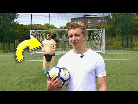 Sunday League Stereotypes | Football Challenges ft. CALLUX