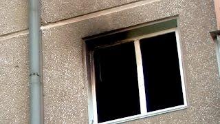 Квартира загорелась сама по себе