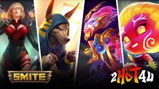 SMITE - Bring the Heat with the Too Hot for You Battle Pass!