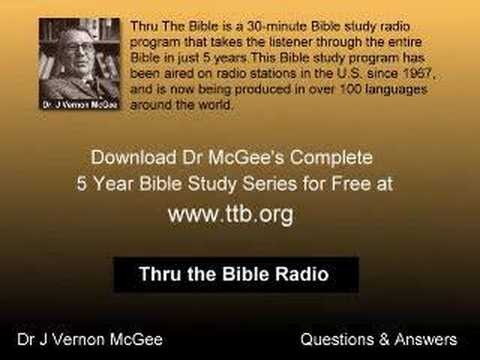 Thru The Bible -- Gospel Of John - The Gospel of John, a ...