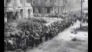 Warsaw Uprising. The End