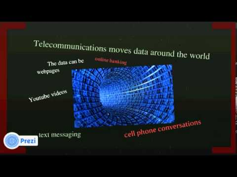What the Heck is Telecommunications?