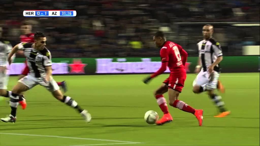 Heracles Almelo - AZ 3-6 | 13-02-2016 | Samenvatting