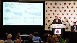 Mosunetuzumab induces CR in B-NHL R/R to CAR-T