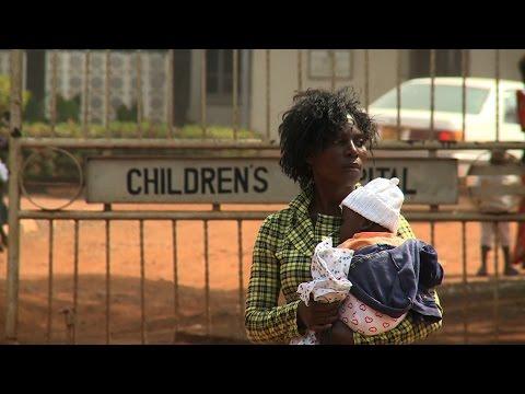 08  Praktik i udlandet - Børneafdeling + Vaccination + HIV test